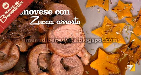 Genovese con Zucca Arrosto di Benedetta Parodi