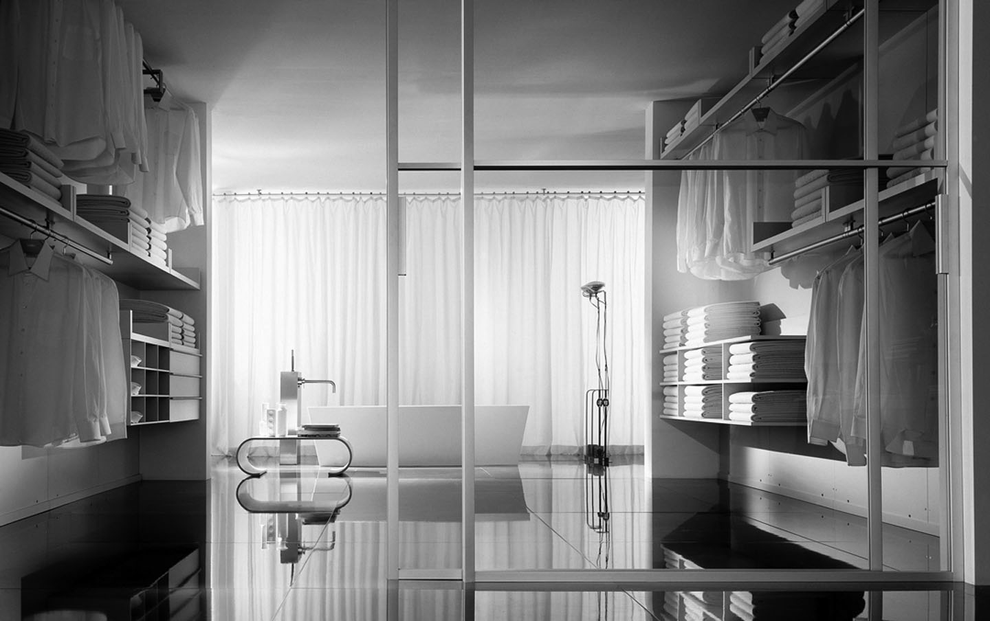 Modern interior design toio ultra modern minimalist floor lamp toio minimalist lamp from flos less is more light as mies van der rohe famously stated floss toio is one of the most beautiful modern up lighters in aloadofball Gallery
