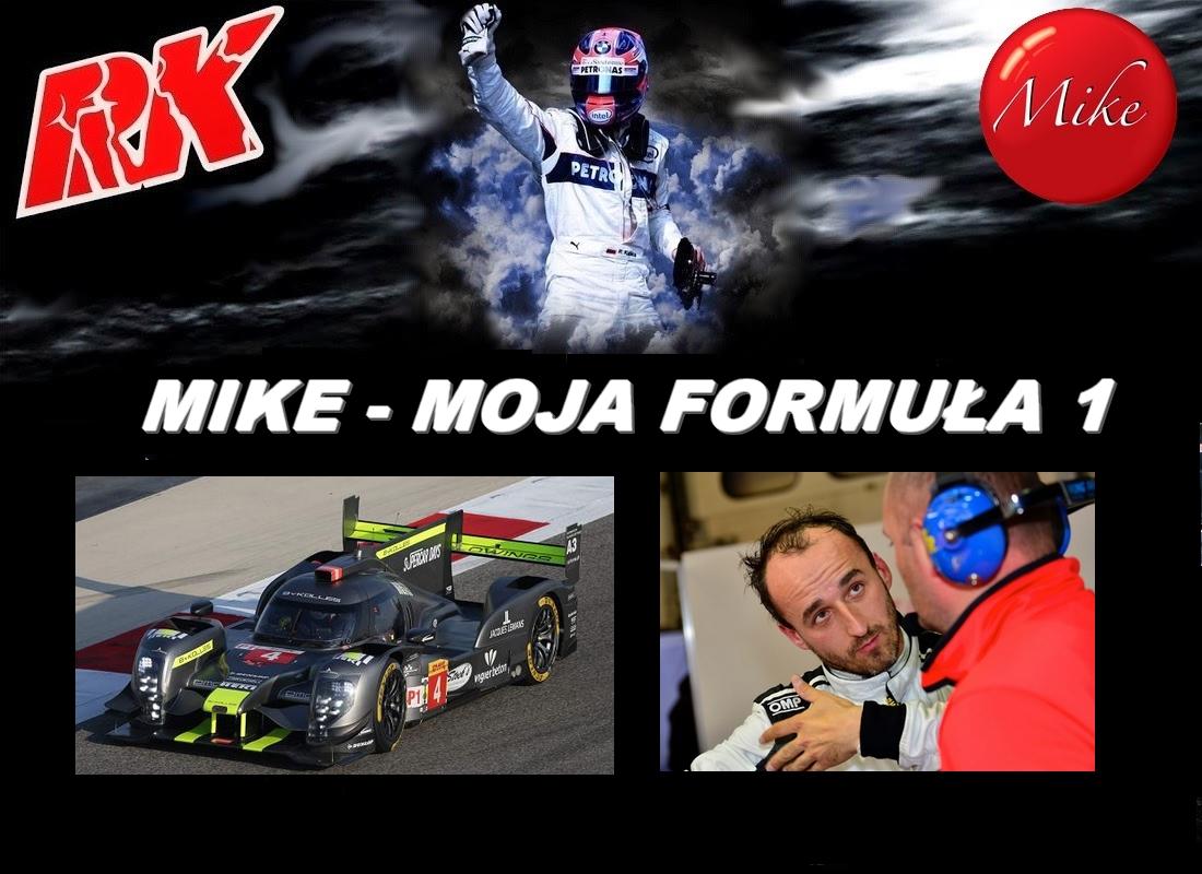 Mike - moja Formuła 1