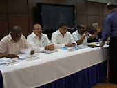Mesa Comite Ejecutivo fedombal