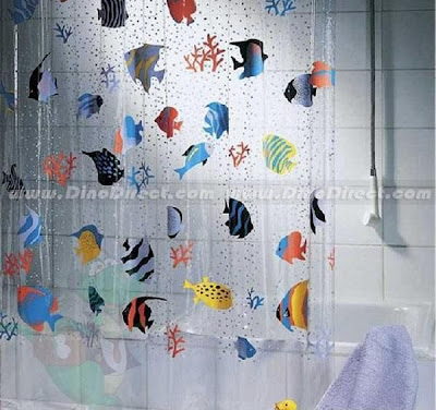 Creative Curtains for Your Bathtub Seen On www.coolpicturegallery.us