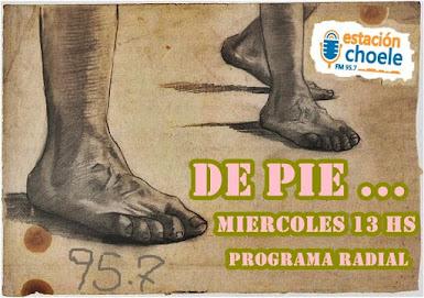 De Pie .... programa radial ...