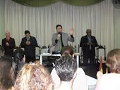Semana de Missão em Irati-PR Vila São João