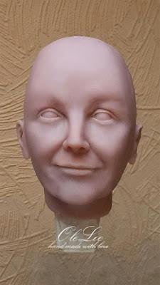 портретная кукла по фото oleloo куклы оксаны панченко portret doll портретные куклы на заказ подарок на юбилей бронзовая скульптура, портретная кукла, золотая рыбка, бутафория, подарок на юбилей, полимерная глина, living doll
