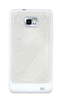 Samsung lança Galaxy S II Cristal Edição