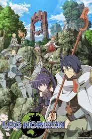 Log Horizon - Log Horizon Animation