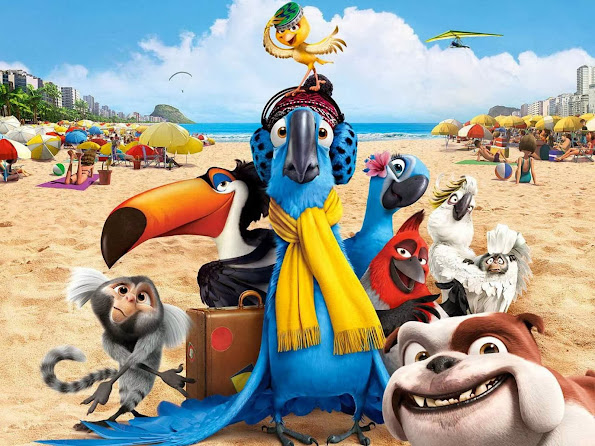 rio 2 2014 movie animation hd wallpaper 1920x1440