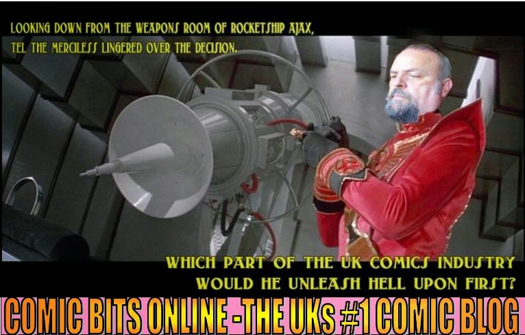 Comic Bits Online The UKs #1 Comic Blog