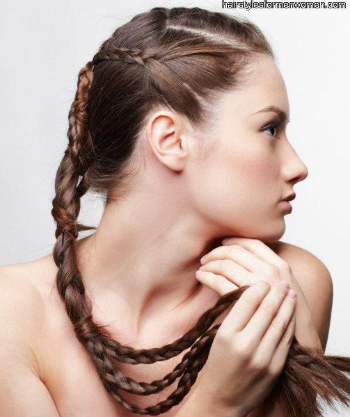 Perfect 49 Pretty And Easy Hairstyles