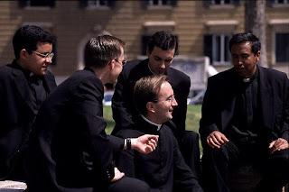 sacerdoce - Rome - Sainte-Croix - Formation des prêtres