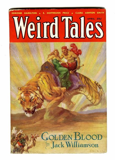Weird Tales, April 1933