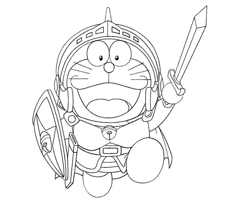 Motu Patlu Coloring Pages Sketch Coloring Page