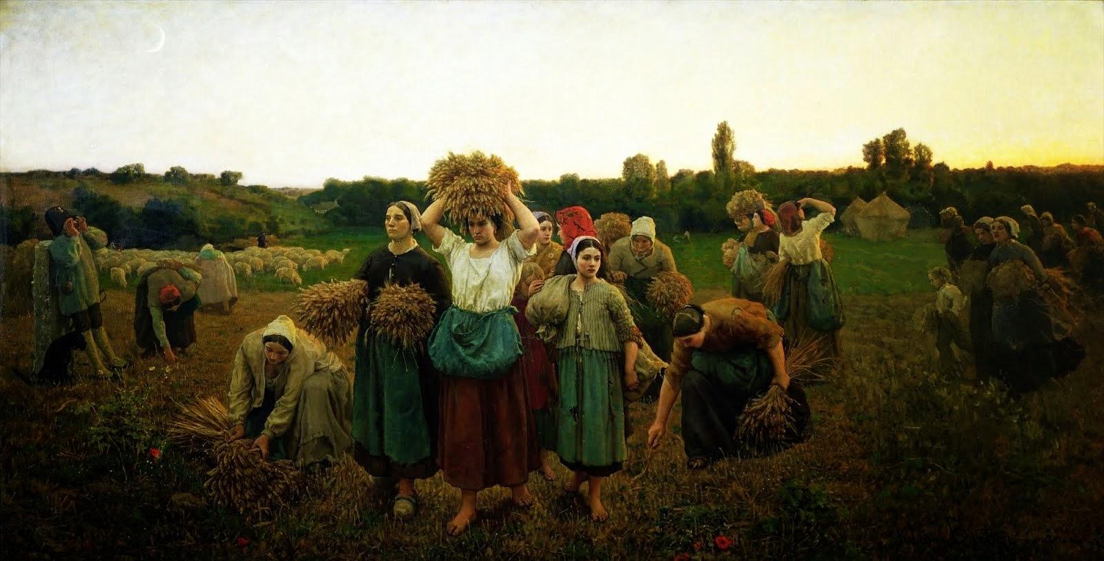 Femme cherche paysan