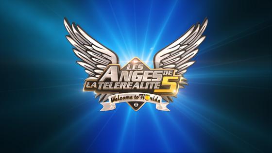 Logo : Les Anges de la télé-réalité 5