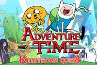 Adventure Time game Righteous Quest
