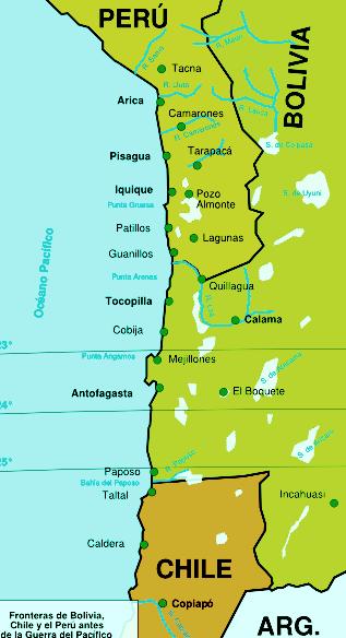 geopolitica boliviana: