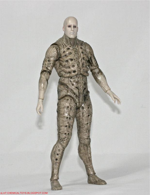 Engineer prometheus costume