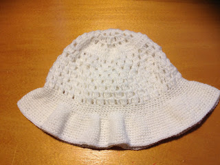 toddler spring/summer bucket hat