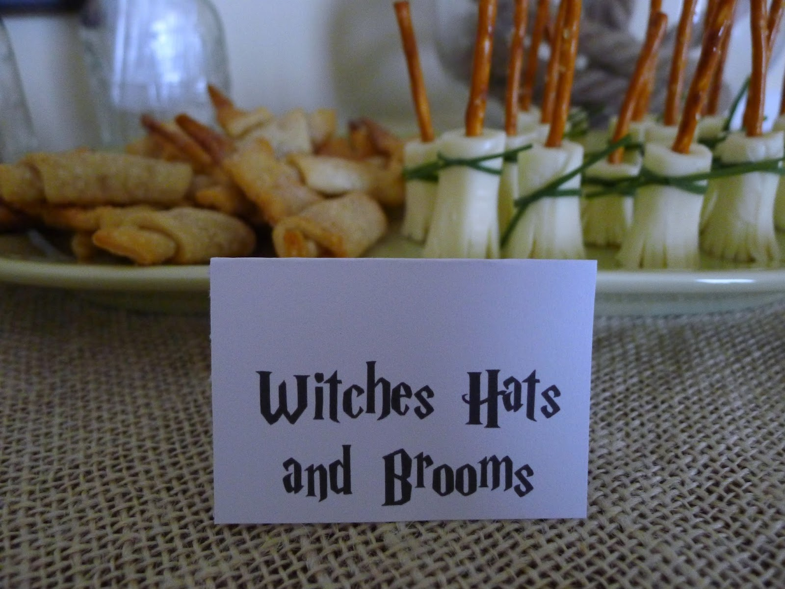 That mommy blog harry potter party games food and decor snacks food forumfinder Images