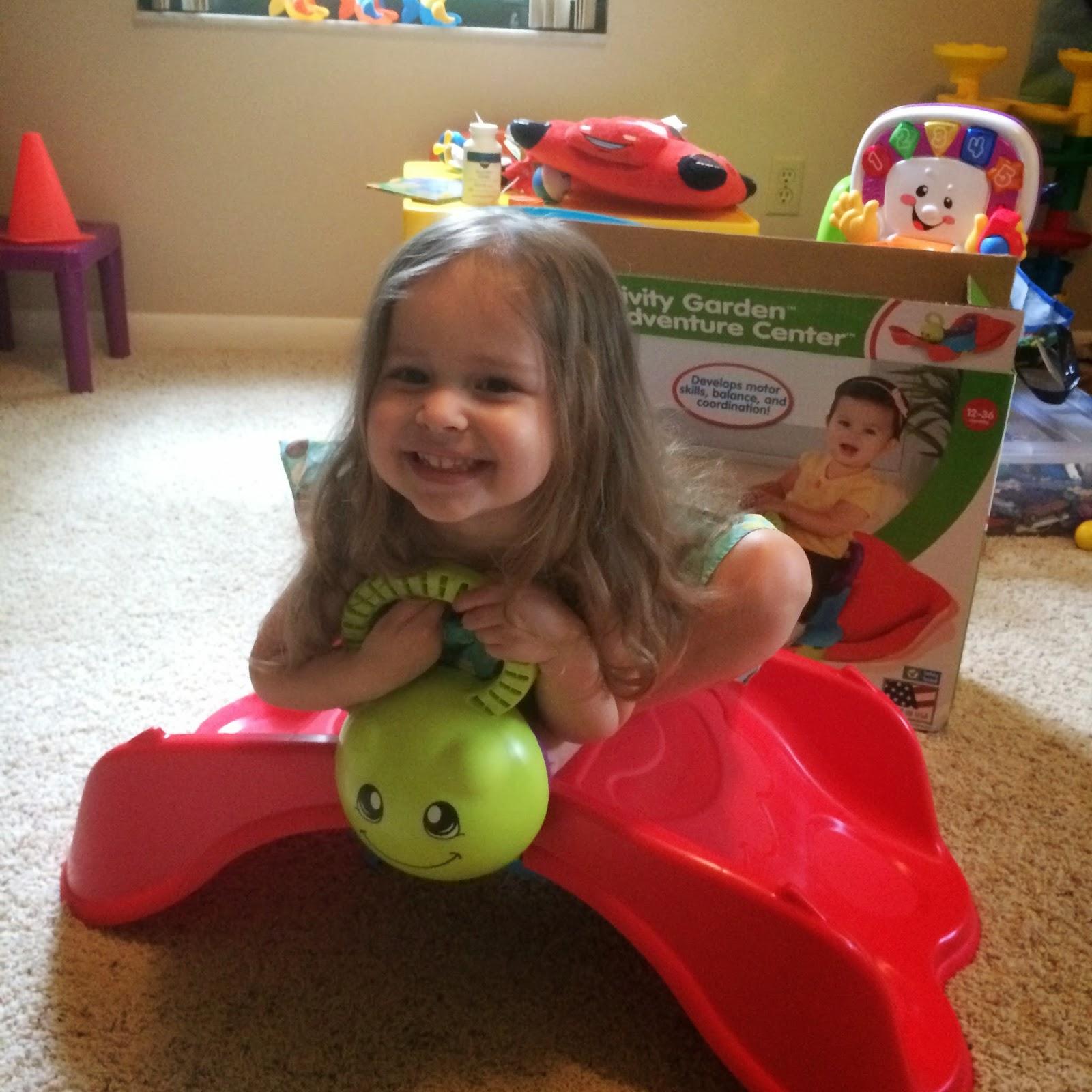 Little Tikes Activity Garden 3-in-1 Adventure Center Toy Review ...