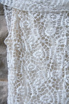 Lace detail