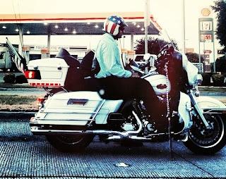 henry fonda motorcycle helmet