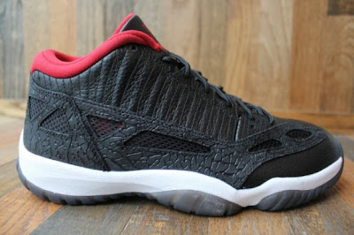 "Air Jordan XI Low IE ""Bred"""