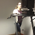 Working at a treadmill desk could boost your memory and concentration