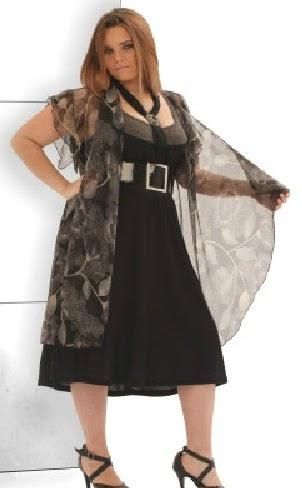 Ropa en tallas grandes ropa de mujer talla especial portofem - Ropa interior tallas especiales ...