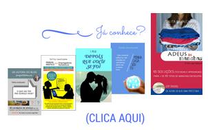 Nossos ebooks para você (à venda na Amazon)!
