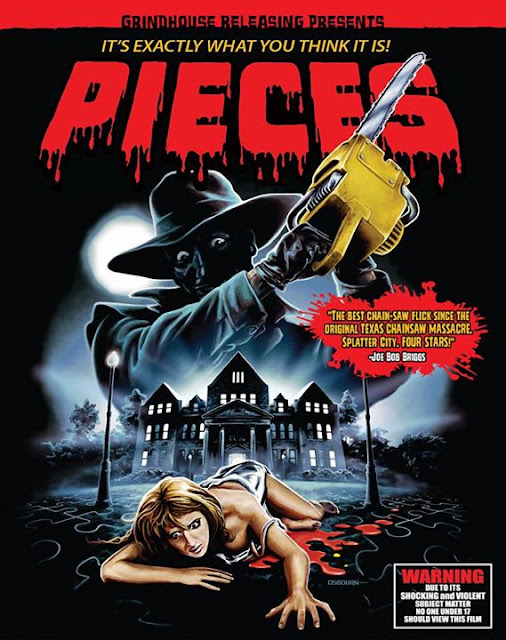 Pieces Blu-ray cover