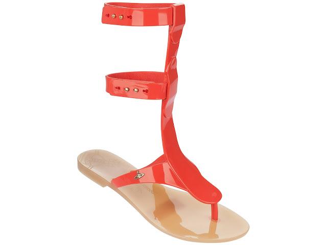 Melissa x Vivienne Westwood Gladiator Sandal
