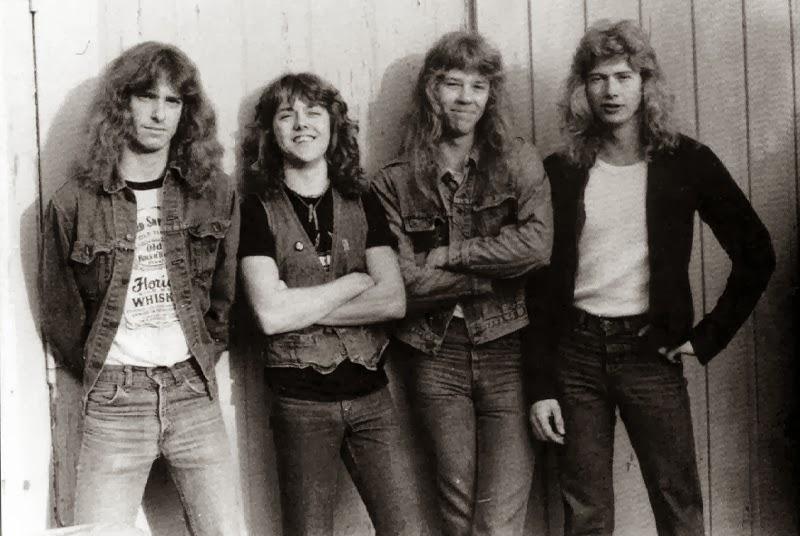grupos heavys de los 80: