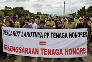 Honorer K2 Kini Lebih Cepat Jadi PNS Melalui Dua Opsi Pemerintah