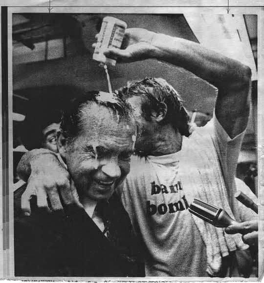 Divertidas fotografías de grandes personalidades Nixon
