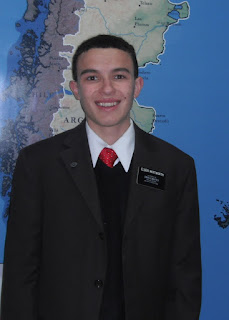 Elder Whitworth
