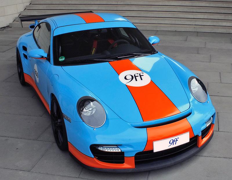 9ff GT2 670 for Porsche 997 Photo Gallery