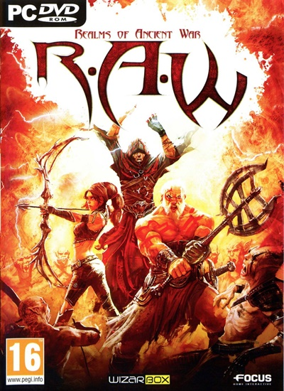 R.A.W Realms of Ancient War PC Full Español