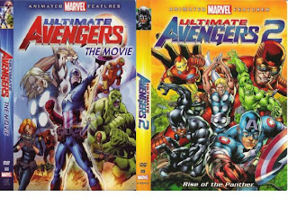 Ultimate Avengers movie & Ultimate Avengers 2