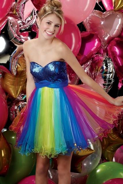 Vestidos cortos de 15 años | Vestidos