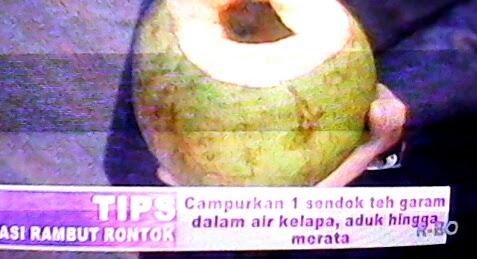 Tips Mengatasi Rambut Rontok Dengan Air Kelapa Ala Dr. OZ ...