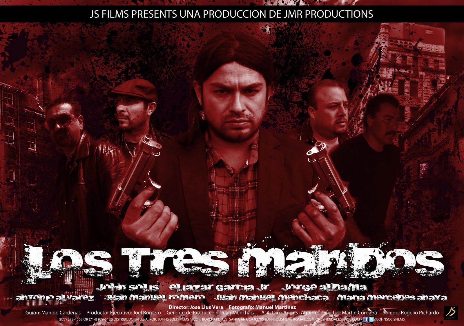 Los 3 Mandos - Narcopelicula Mexicana 2011.