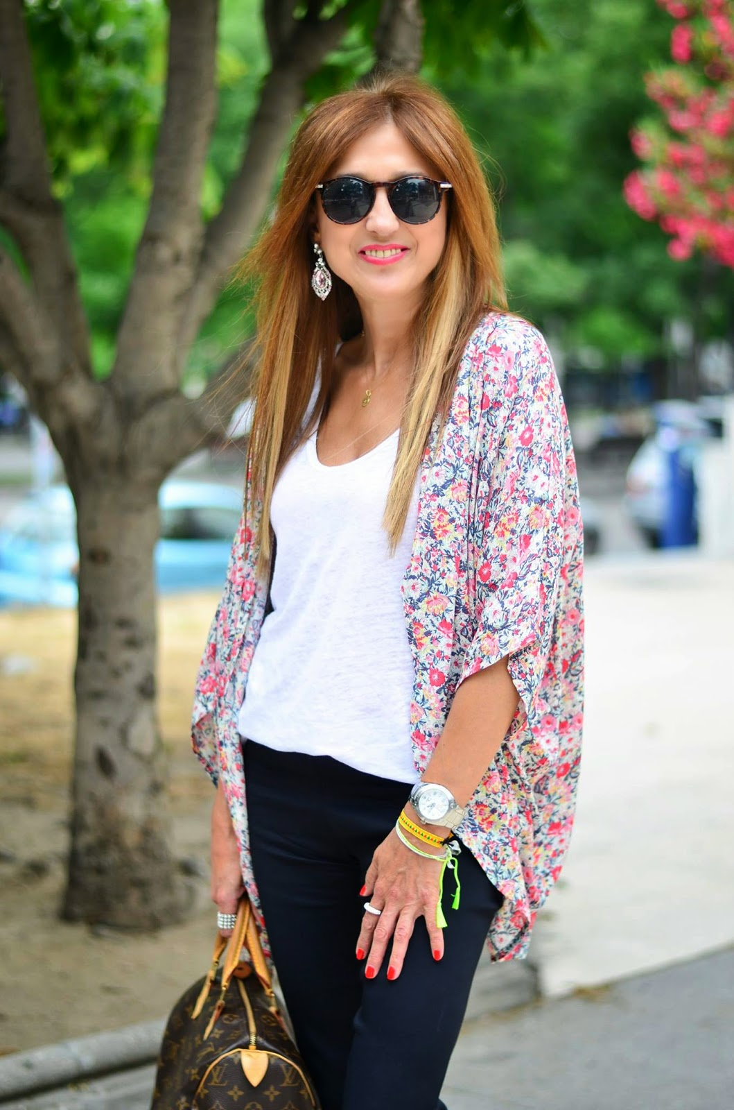Brownie, The Hip Tee, Zara, Marni, Louis Vuitton, Parfois, Top Love, Look, street style, Carmen Hummer Style, Trés Chic,