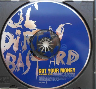 Ol' Dirty Bastard – Got Your Money (Promo CDS) (1999) (320 kbps)