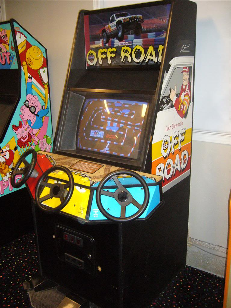 Super Off Road, Arcade Vintage