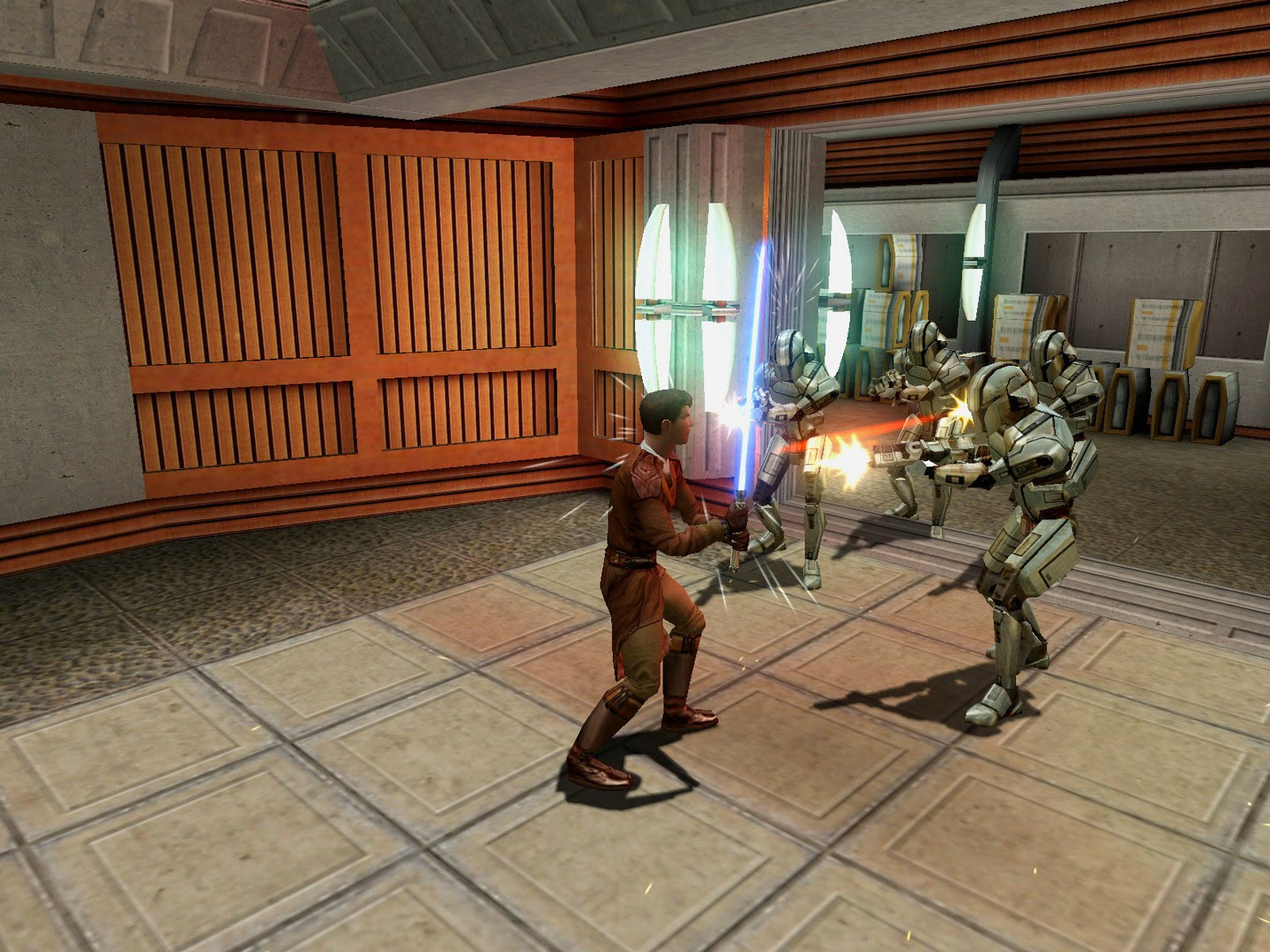 Knights of the Old Republic™ v1.0 Apk Obb Android