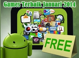 Best free Android games January 2014