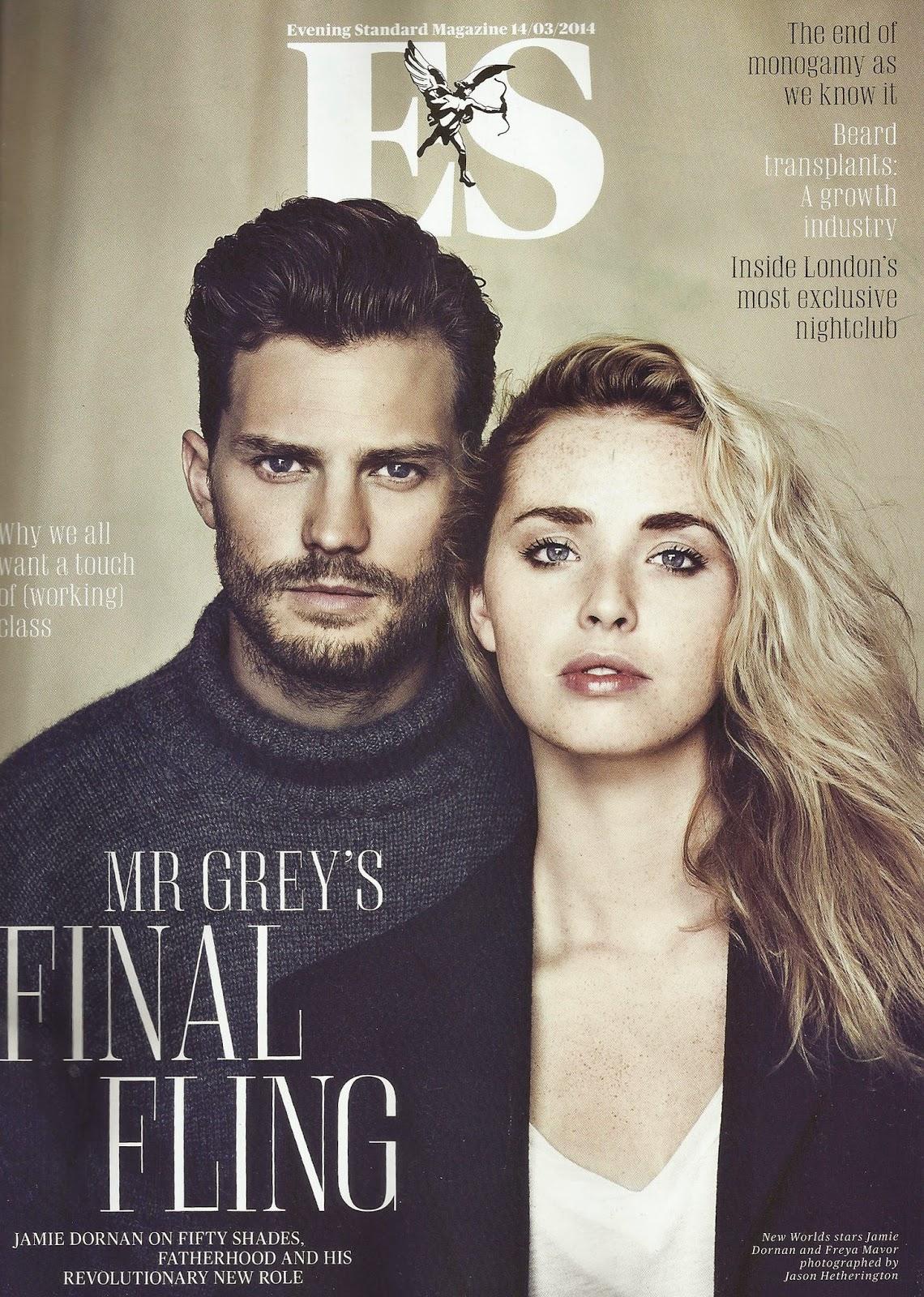 [Traducción] Entrevista a Jamie Dornan para ES Magazine