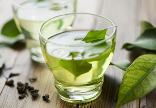 Does green tea help acne?