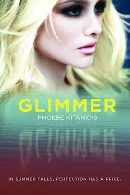 Book Review and Author Interview: Glimmer by Phoebe Kitanidis!
